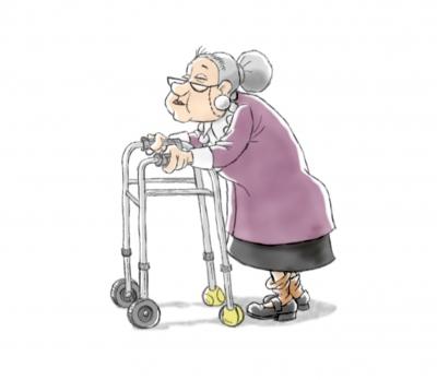 Breakdancing-Grandma