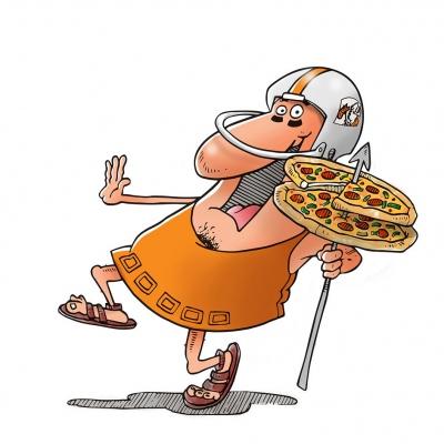 "Little Caesars ""Pizza Bowl"""