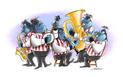 Band of Gorillas