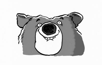 goofy-bear