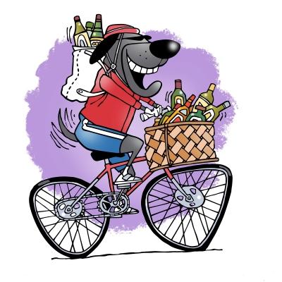 Booze-on-a-Bike