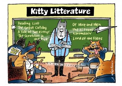 kitty-lit