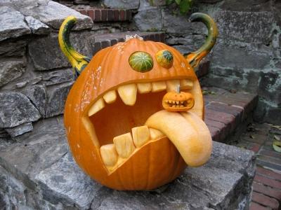 Cannibal-pumpkin